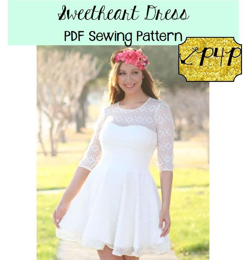 So Classic Sundress - Patterns for Pirates